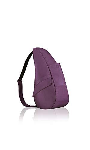 Fiber AmeriBag Micro Healthy Black Bag Plum Small Back qAwTFZ