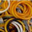 Choon's Design LLC Offical Rainbow Loom Metallic 300 Latex F