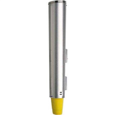 Dispense-Rite ADJ-NW-101 Surface-Mount Gravity-Feed Cup Dispenser