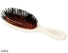 Mason Pearson Kinder Haarbürste mit Naturborsten - elfenbeinfarben - 3 - 6 Jahre