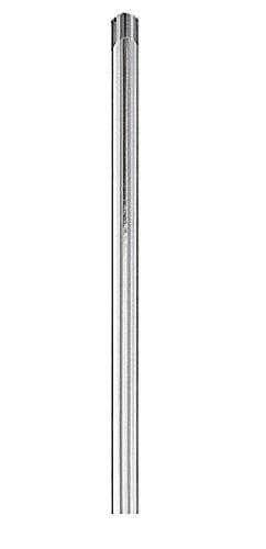 (Savoy House 7-EXTLG-11 Extension Rod, Choose Finish: Polished Chrome)