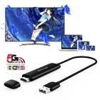 Fullfun Hmnaga WiFi Wireless HDMI Display Dongle by Fullfun