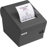 Epson TM-T88IV ReStick Direct Thermal Printer - Monochrome - Desktop - Receipt Print C31C636353 by Epson