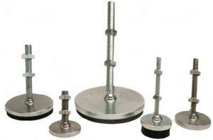 JumpingBolt 5/8-11 Bolt Thread Size, 5,000 Lb. Load Capacity, Pivotal Stud Moun. Material May Have Surface Scratches