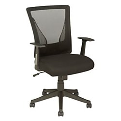 dley Task Chair, Black ()