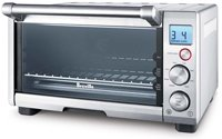 Breville BOV650XL the Compact Smart Oven Stainless Steel image