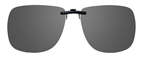 métal L concues Taille etui livré CLIP Gris lunettes MONTANA C11 lunettes en les avec pour polarisé Sur wYORPH