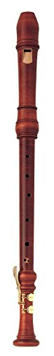 Yamaha YRT-61M Handcrafted Maple Wood, Key of F, Tenor Recorder with Baroque Fingering