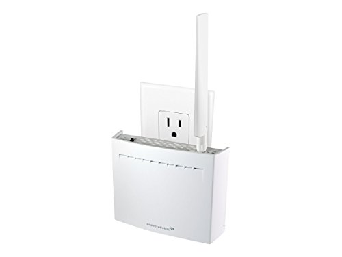 Amped REC22A Wireless High Power Plug-in AC1200 Wi-Fi Range Extender by Amped Wireless