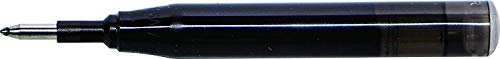 Cross Ink Refills - Sheaffer Ion Rollerball Pen Refill, Black Gel Ink (8516-1SH)