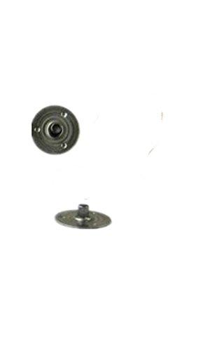 BULK 15 mm x 3 mm Low Collar Wick Tabs per lb.