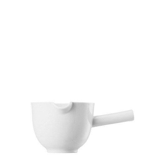 Thomas by Rosenthal Loft Round Sauce Boat with Porcelain Handle 63oz.