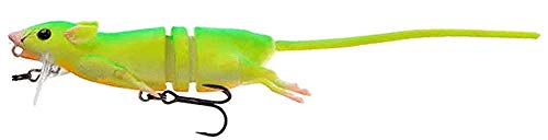 Savage Gear 3D Wheel Rat Pike Lure Rat Imitation