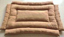Pet Comfort Beds Pocket Bed XLarge 48x30 Desert Sand