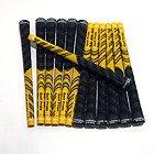 13 Piece Set - Golf Pride - New Decade Multi-Compound Grips Yellow