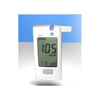 Amazon Com Ge100 Blood Glucose Monitoring System Health
