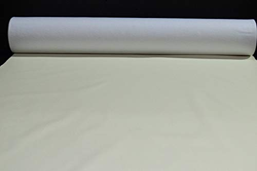 Bry-Tech SMV Marine Outdoor Indoor Vinyl Fabric White 54'' Wide by 40 Yards by Bry-Tech SMV (Image #1)