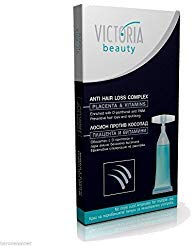 Victoria Beauty Placenta & Vitamins Hair Loss Lotion 5 Ampoules X 10ml Alopecia Hair Care & Styling