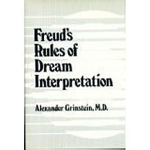 Sigmund Freud's Dreams