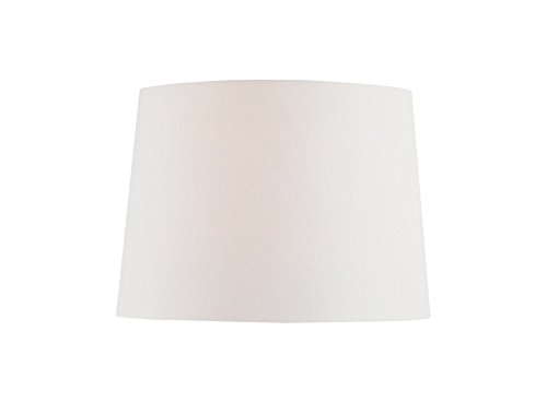 Lite Source Drum - Lite Source CH1151-16OFF/WH 16-Inch Lamp Shade, Off-White (Spider)