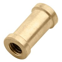 Adapter Spigot with 3/8-16 and 1/4-20 Female Threads