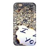 New Premium Flip Case Cover I Love You Burned Paper Skin Case For Iphone 6