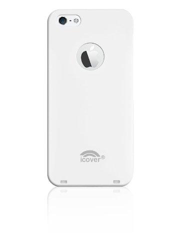 iPhone 5;SPADA; Hard,cover;frosted;Hülle;Bumper;Tasche; für das iPhone5; Schutzhülle, Case, Cover;weiß,white