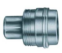 Hose Half Coupler-2pack