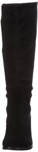 Velor Snow Boots Piazza High Womens Piazza Leder Black Womens qPzYIwz