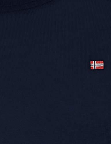 Damavand Crew 176 Uomo Marine Felpa Strickjacke Napapijri blu Blu 5dnvOwv4q