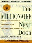 The Millionaire Next Door, Thomas J. Stanley, William D. Danko, 0671015206