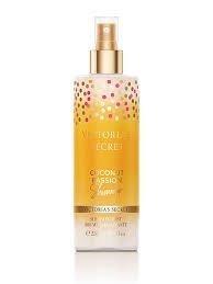 Victoria Secret New Coconut Passion Shimmer Mist 8.2 Fl Oz