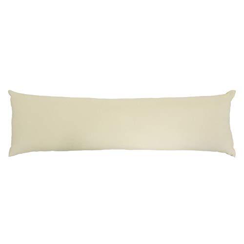 Hatteras Hammocks 52 Inch Long Hammock Pillow - Cream