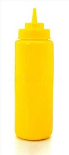 - Novelty Phoney Fake Mustard Squirter Bottle