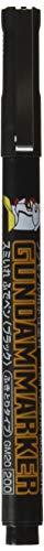 GM20 Brush Type Black Gundam Marker