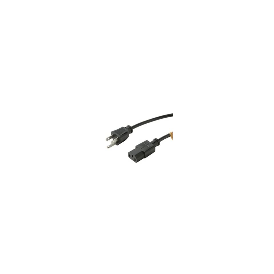 6 foot 3 Conductor Extension Power Cord