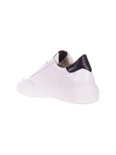 Model Philippe Bianco Temple Misura fashion Sneakers In Pelle 43 High 1ddwZqrx