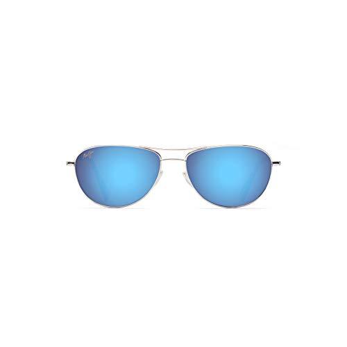 Maui Jim Baby Beach B245-17 | Sunglasses, Blue Hawaii Lenses, with Patented PolarizedPlus2 Lens ()