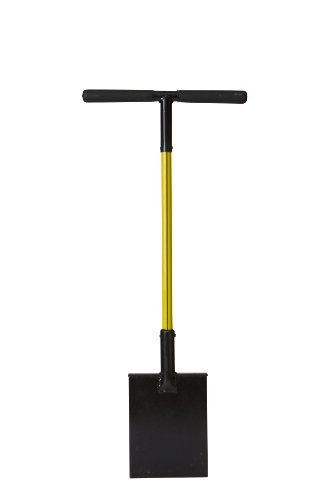 Nupla 69031 Steel Cable Trencher with Cutting Blade and End Cap Grip, 31