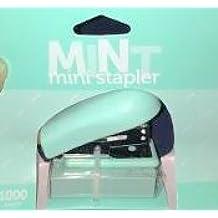 Office Depot Brand Mini Stapler, Mint