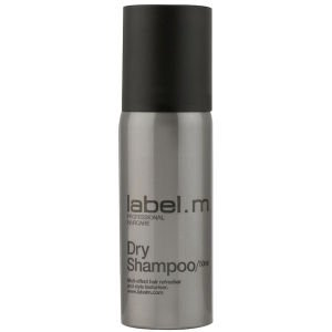 label.m Professional Haircare Dry Shampoo 50ml Travel Size