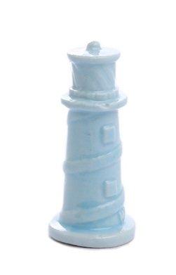 Wade Red Rose Nautical Wonderland Series Lighthouse