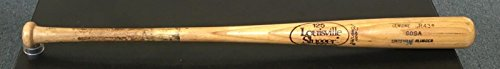(Sammy Sosa Early Career Game Used Slugger Baseball Bat)