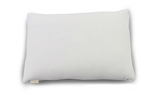 ZONKD Down Alternative Queen Pillow | Luxury Down Sleeping Pillow | Hypoallergenic Odor-Free, Ultra-Plush Bamboo Cover Engineered for a Cooler Night's Sleep