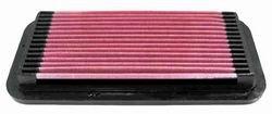 K&N ENGINEERING 33-2094 Air Filter; Panel; H-1.25 in.; L-4.875 in.; W-10 in.;