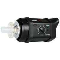 Bowens Gemini 400 watt Second Monolight with Modeling Lamp & Flash Tube, 117 volt.