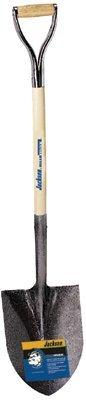 Blue Max Contractor Shovels - blue max round point shovel