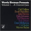 Woody Herman Presents Vol. 1...A Concord Jam by Herman, Woody (July 30, 1990)