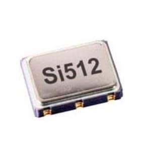Standard Clock Oscillators Dual Frequency XO, OE Pin 2, Pack of 25 (512MBA001056CAG) ()