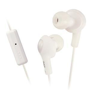- JVC America Genuine Gumy Plus Headphone White